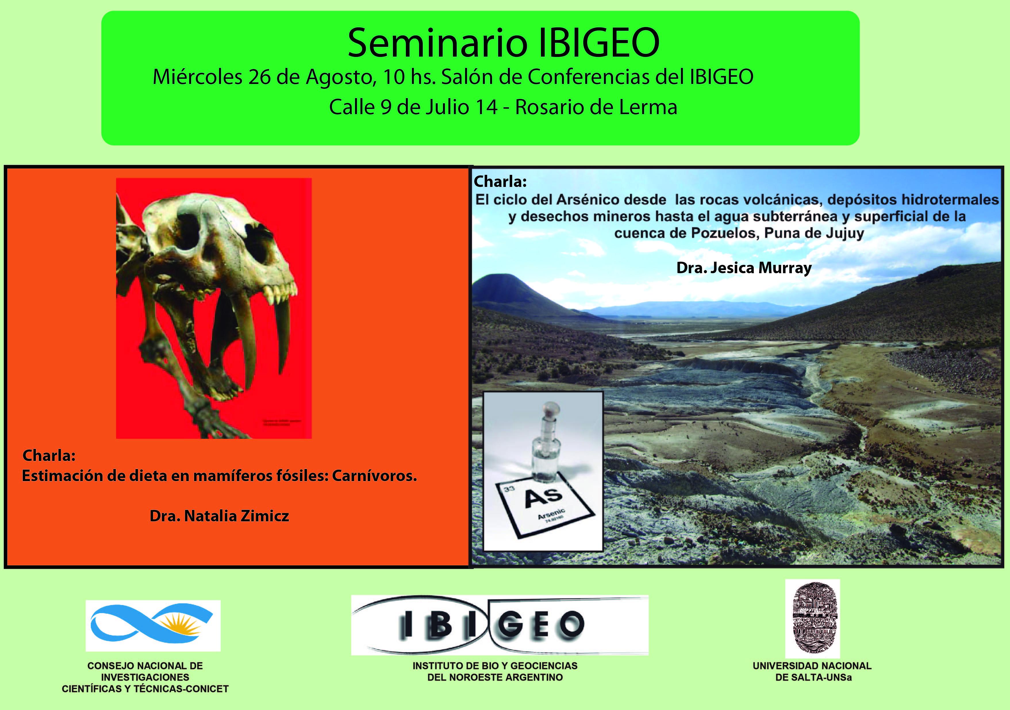 Segundo Seminario IBIGEO