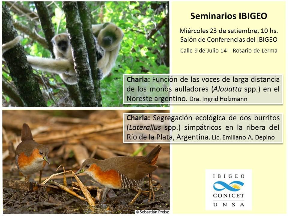 ibigeo charlas setiembre